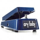 Dunlop GCB95 Cry Baby Blue Sparkle LTD Wah Pedal