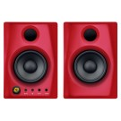Monkey Banana - Gibbon Air 2.0 Studio Monitors with Bluetooth - Pair (Red)