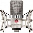 Neumann TLM102 Studio Set Microphone in Nickel Plus Shock Mount
