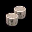 Peluso Microphone Lab P-84 Hyper Cardioid Microphone Capsule - Double set