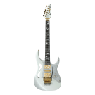 Ibanez PIA3761 Steve Vai Signature Electric Guitar in Stallion White