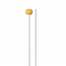 ProMark Discovery Series FPR10 Soft Yellow Rubber Orff Mallet