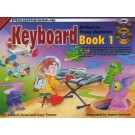 Progressive Keyboard Method Book 1 for the Young Beginner
