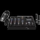 Sabian SSKIT Sound Kit - 3 Microphones And Mixer