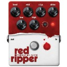 Tech 21 Red Ripper Bass Fuzz Effects Pedal