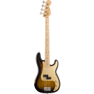 Fender Road Worn '50s Precision Bass - 2 Tone Sunburst