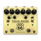 Truetone Visual Sound Route 66 V3 Overdrive Compression Pedal