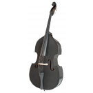 Stentor Rock A Billy Double Bass Outfit 3/4 Size Black