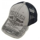 Fender  Strat Trucker Hat - Grey