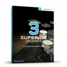 Toontrack Software Superior Drummer 3 (Serial Only)