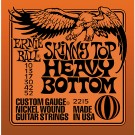 Ernie Ball Skinny Top Heavy Bottom 10-52 Electric Guitar Strings