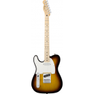 Fender Standard Telecaster Left-Handed Electric Guitar - Brown Sunburst