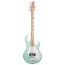 Sterling by Music Man Sub 5 String Bass in Mint Green