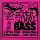 Ernie Ball 45-100 Super Slinky Bass Guitar Strings