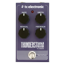 TC Electronic Thunderstorm Flanger Effects Pedal