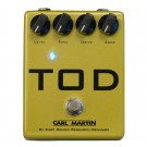Carl Martin TOD  High Gain Overdrive Pedal