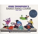 Easiest Piano Course Part 4 BK/CD by John Thompson