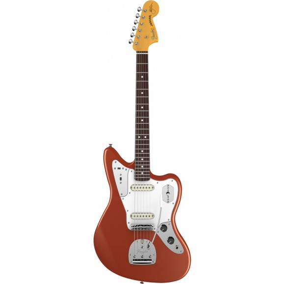 Fender Johnny Marr Signature Jaguar - Metallic KO