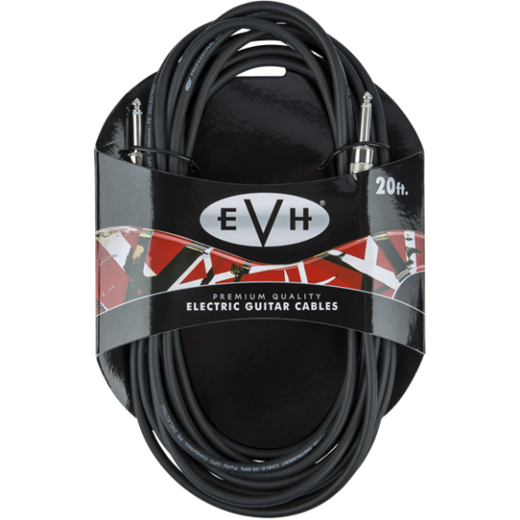 EVH - EVH Premium Cable 20' S to S