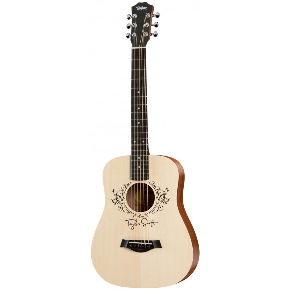 TS-BTE-LH Taylor Swift Baby Taylor - Acoustic Electric Guitar - Left Handed