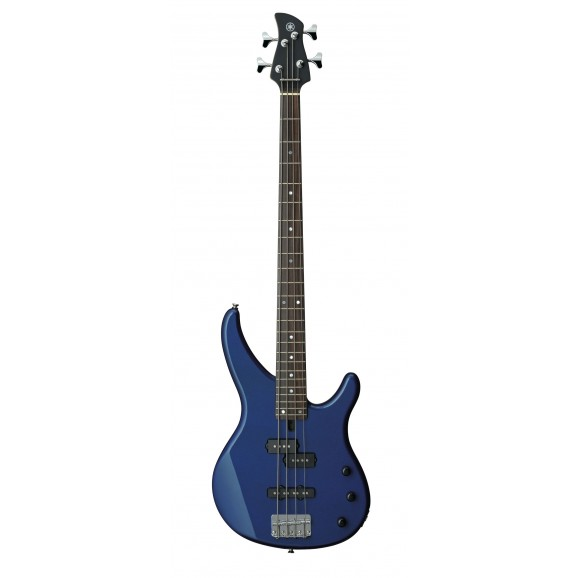 TRBX174 - 4 string bass guitar - Blue Metallic