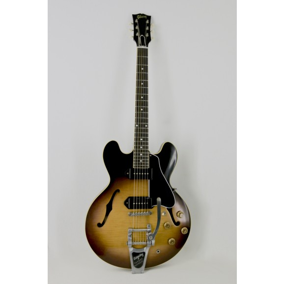 1961 ES-330TD Figured Hollow Bodied Electric Guitar