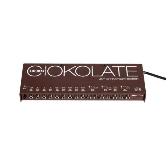 Cioks Ciokolate Multi Voltage Pedal Power Supply