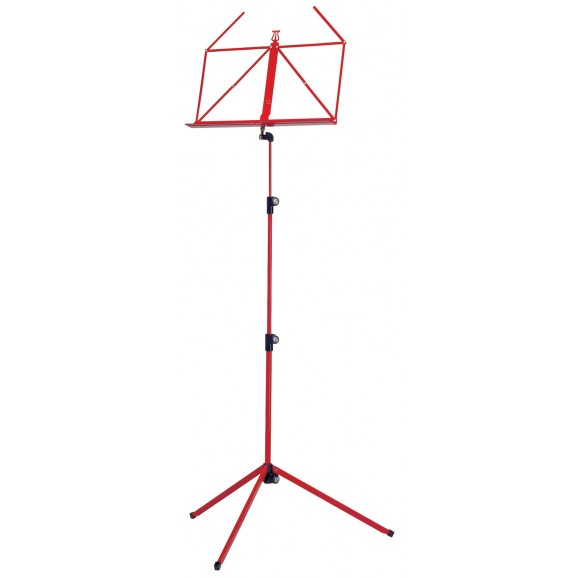 Konig & Meyer - 100/1 Music Stand - Red