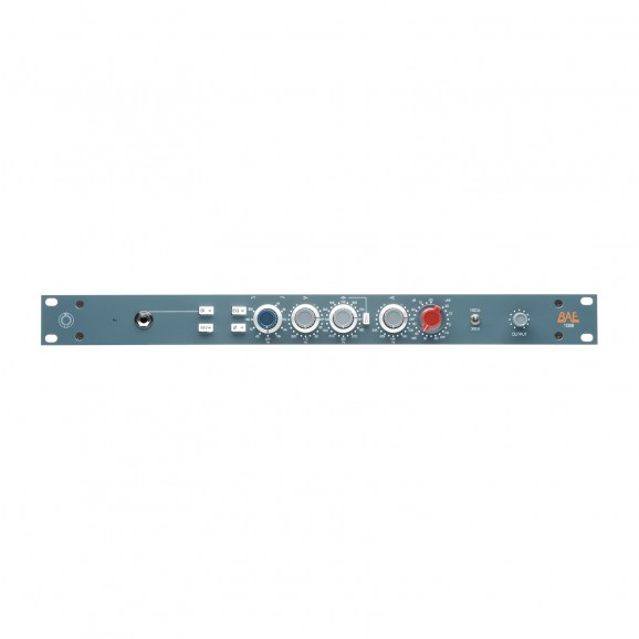 BAE 1028 Rack Mount Mic Preamp & EQ With PSU