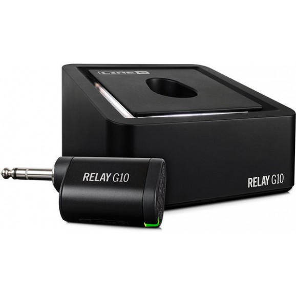 Line 6 Relay G10 Plug And Play Digital Guitar Wireless System