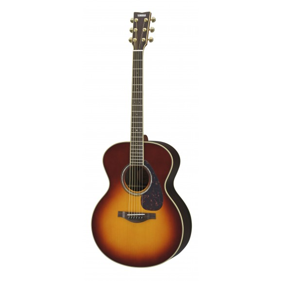 Yamaha LJ6 ARE Acoustic Electric Brown Sunburst