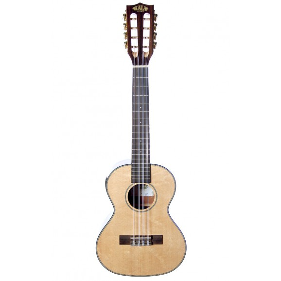 Kala Ukulele's KA-S8e Tenor 8-String w/p-up