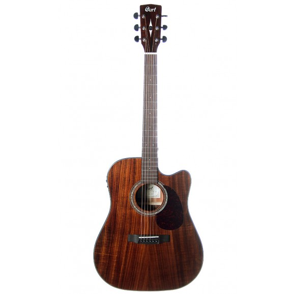 MR710F ABW Blackwood Acoustic Electric Guitar