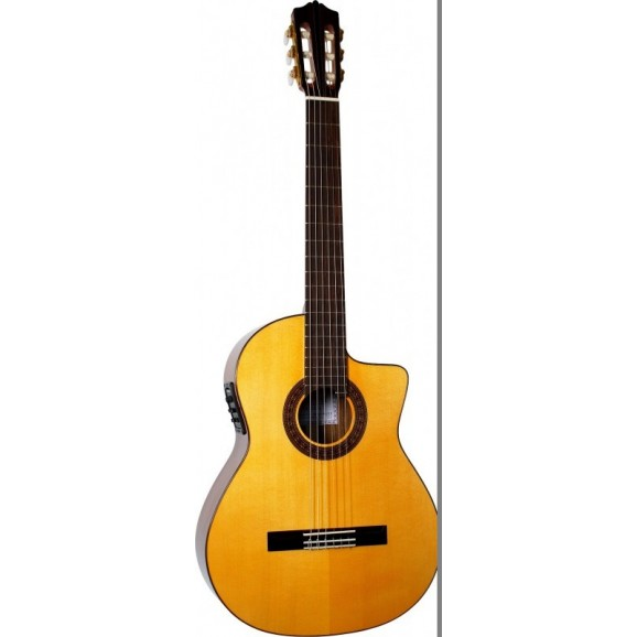 Katoh MCG115SCEQ Classical/ Electric Guitar