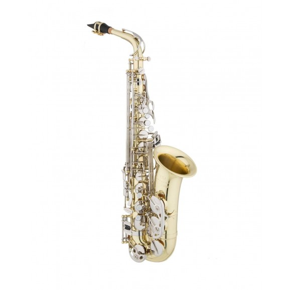 Eastman - EAS253 Alto Saxophone with Nickle Plated Keys
