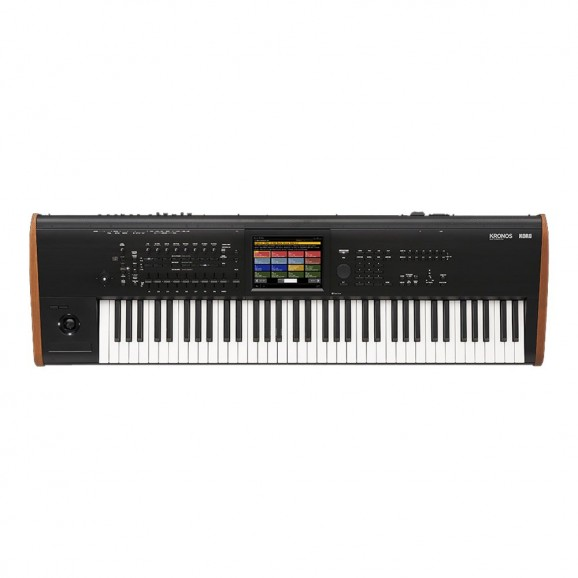 Kronos 2 73 Key Workstation Keyboard With Free Hard Case - 1 ONLY  CONTACT US