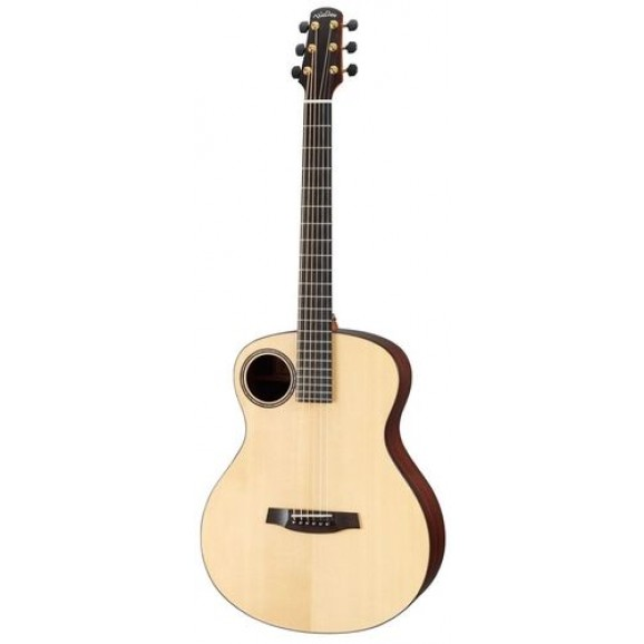 Walden B1E Baritone Acoustic Electric Guitar