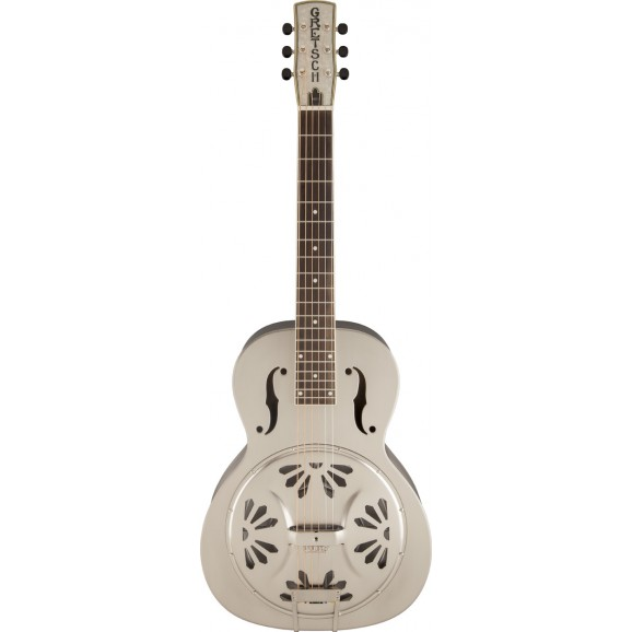 G9231 Bobtail Steel Square-Neck Acoustic Electric Resonator