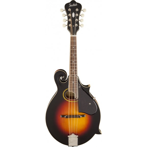 G9350 Park Avenue F-Mandolin Acoustic Electric 3-Colour sunburst