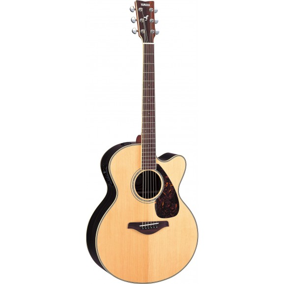 FJX730SC Acoustic Electric Guitar