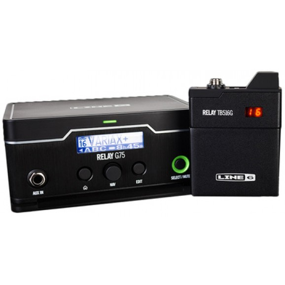 Relay G75 Digital Wireless System