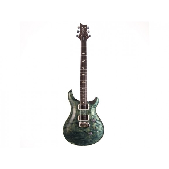 Paul Reed Smith Custom 24 Pattern Thin Neck Electric Guitar in Leprechaun Tooth