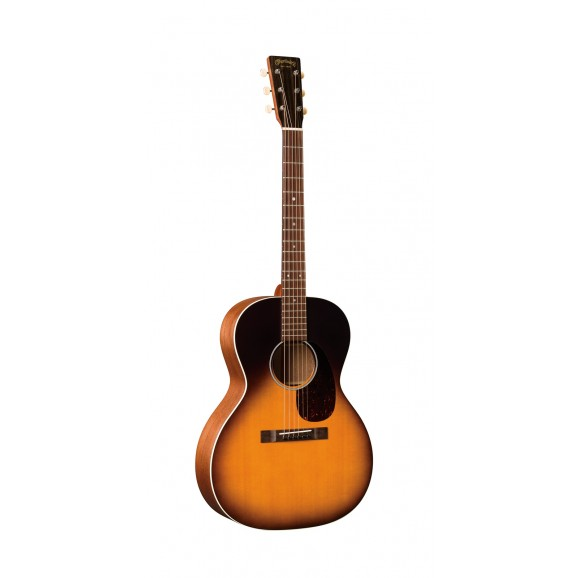 Martin 00L17E WMATRIXVT Enhance Acoustic Guitar - Whiskey Sunset