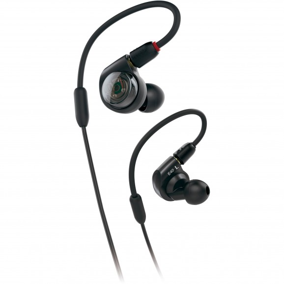 E40 Professional In-Ear Monitor Headphones