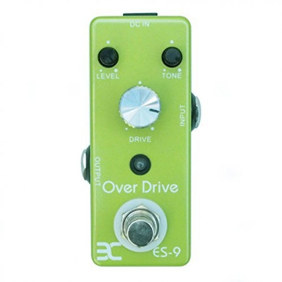 ES9 80's Screamer Overdrive Mini Pedal