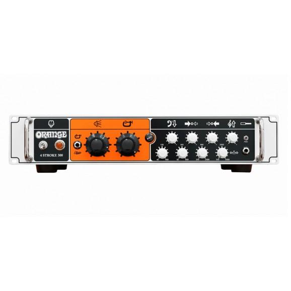 Orange 4 STROKE 300 Bass Head