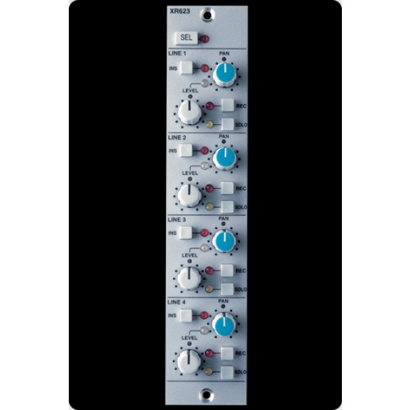 SSL X-RACK 4 Channel Input Module