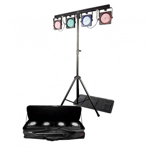 Chauvet 4BAR LT USB Lighting System