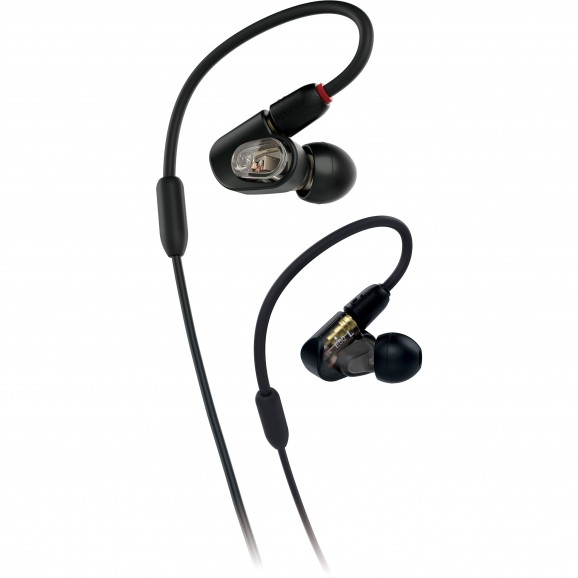 E50 Professional In-Ear Monitor Headphones