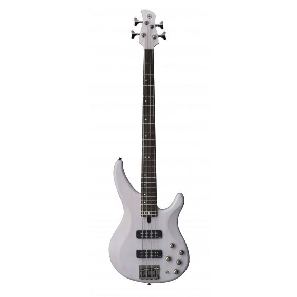 TRBX504 4 string Electric Bass Translucent White